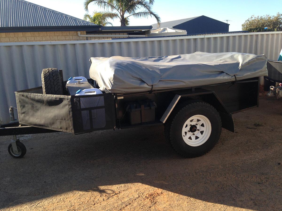 Geraldton Camper trailer rental