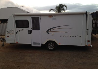Caravan hire WA Geraldton